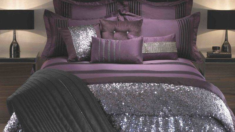 Kylie Minogue Home Luxury Bedding Interior