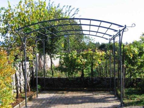 Landscaping Collection Garden Pergolas