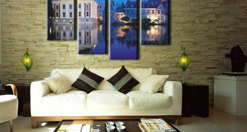Large Beautiful Scenery Decorative Cheap Canvas Prints