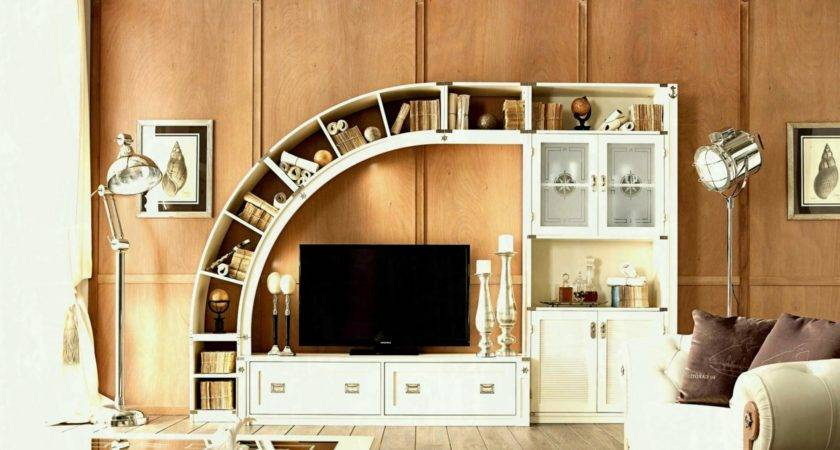 Large Living Room Lcd Unit Designs Master