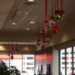 Large Shaped Chrismas Ceiling Decorations Flickr