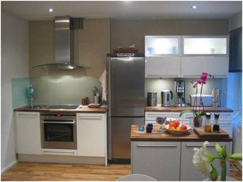 Latest Kitchen Design Small Space Decor