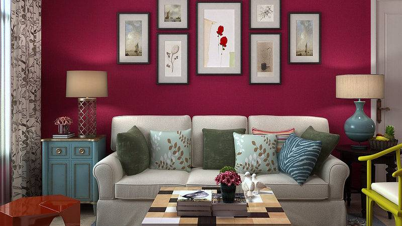 Latest Living Room Colors Beautiful Your Dream Home