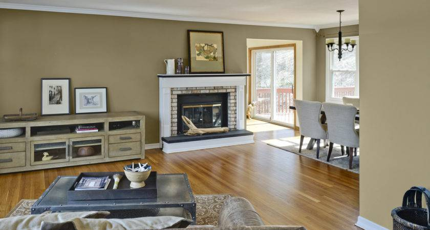 Latest Living Room Colors Modern House