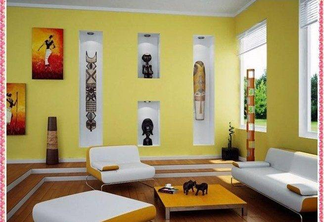 Latest Trends Living Room Colors Modern House