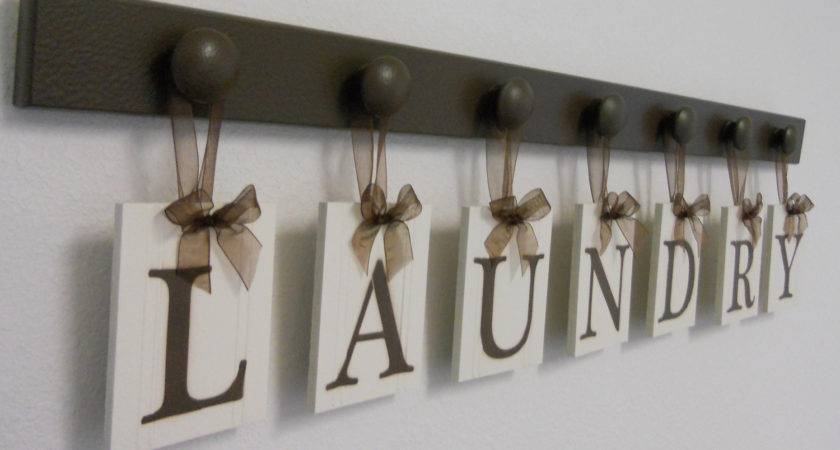 Laundry Room Signs Wall Decor Interior Decorating