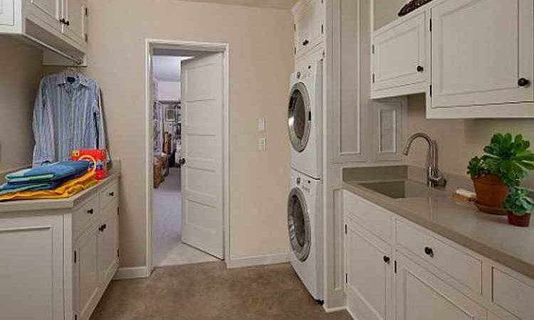 Laundry Small Room Design