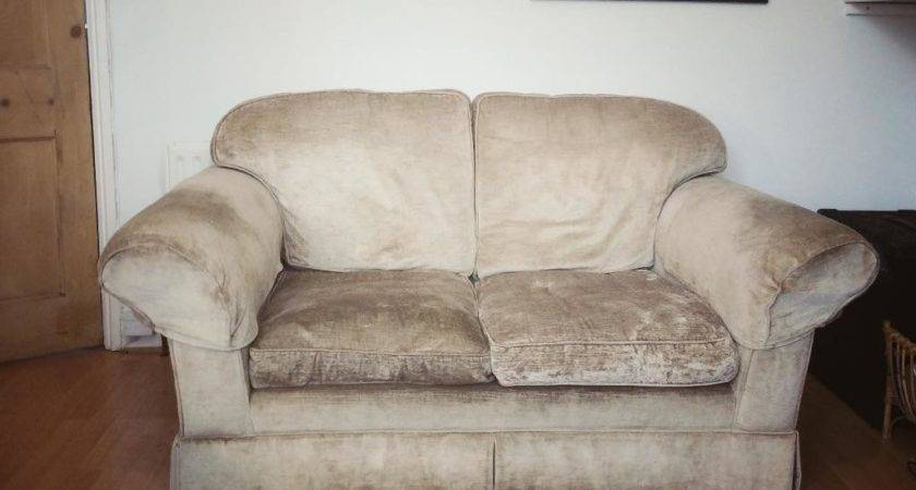Laura Ashley Seater Padstow Upholstered Sofa Cream