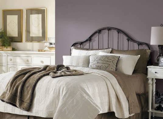 Lavender Paint Dark Bedrooms Colors