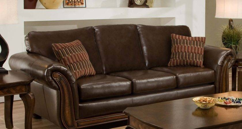Leather Accent Pillows Sofa Best Couch