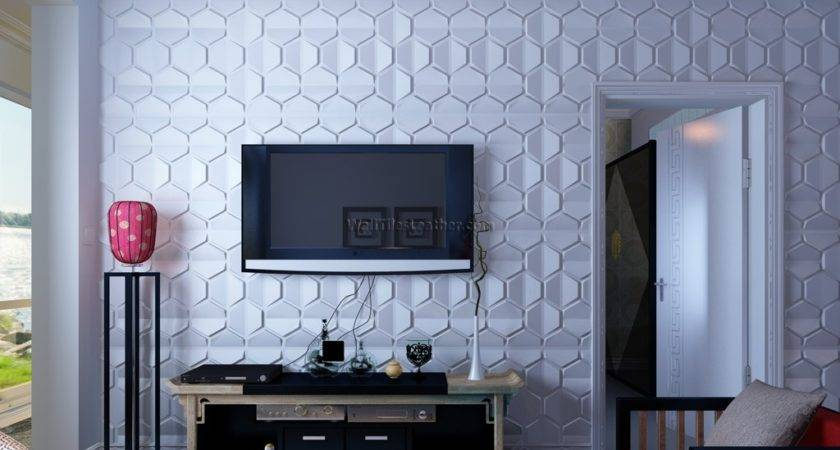 Leather Wall Panels Living Room Ideas