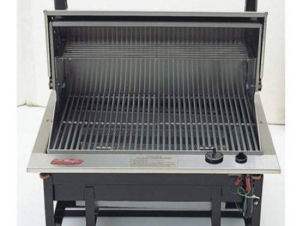 Legacy Deluxe Classic Series Burner Built Gas Grill