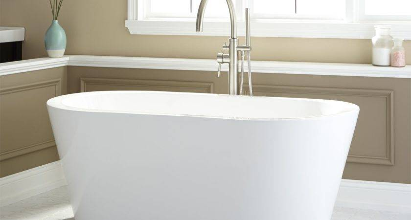 Leith Acrylic Freestanding Tub Tubs