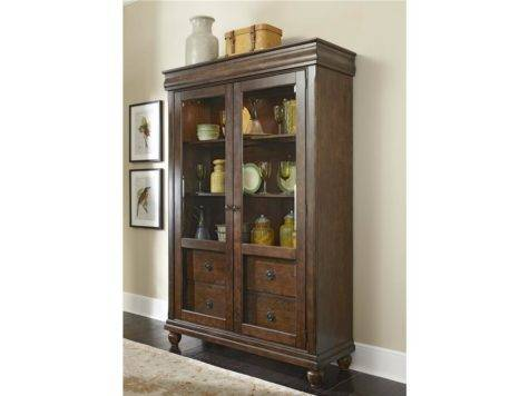Liberty Furniture Dining Room Display Cabinet