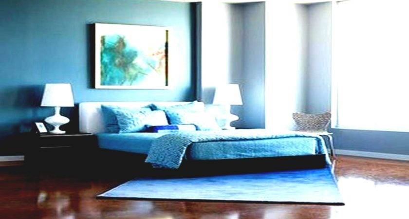 Light Blue Bedroom Accessories Cool Modern Master