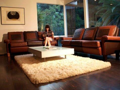 Light Brown Leather Sectional Sofa Home Design Ideas