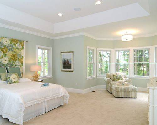 Light Green Wall Color Houzz