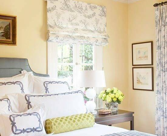 Light Yellow Bedroom Home Design