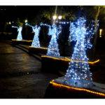 Lighted Angel Outdoor Christmas Decorations Buy