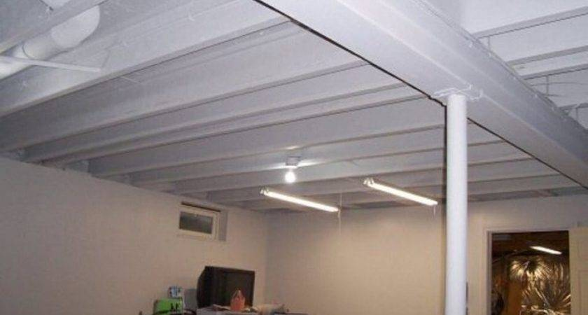 Lighting Low Ceilings Basement Apartments