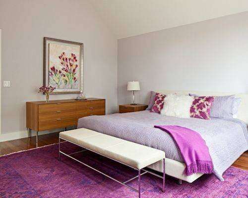 Lilac Bedroom Houzz