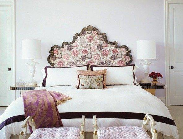 Lilac Purple Bedroom French Jeffers