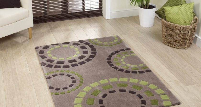 Lime Green Brown Area Rugs Rug
