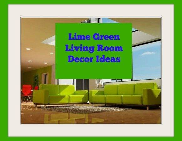 Lime Green Living Room Accessories Peenmedia