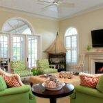 Lime Green Living Room Decor Peenmedia