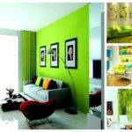 Lime Green Room Accessories Nurani
