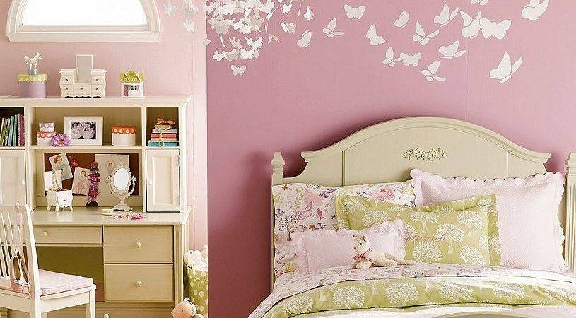 Little Girl Bedroom Decorating Ideas Decor Ideasdecor
