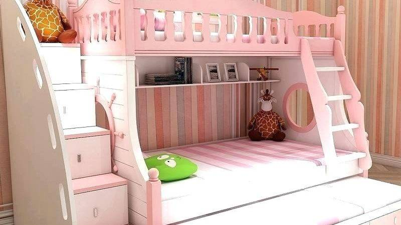 Little Girl Princess Bed Related Post Bunk