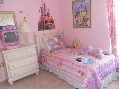 Little Girls Bedroom Room Decorating Ideas