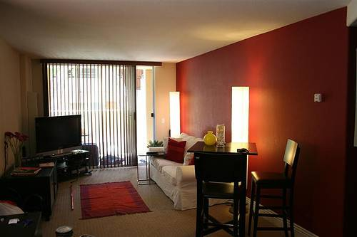 Living Room Accent Wall Ideas Painting