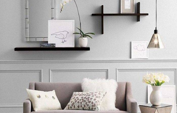 Living Room Appealing Shelf Decor Decorating