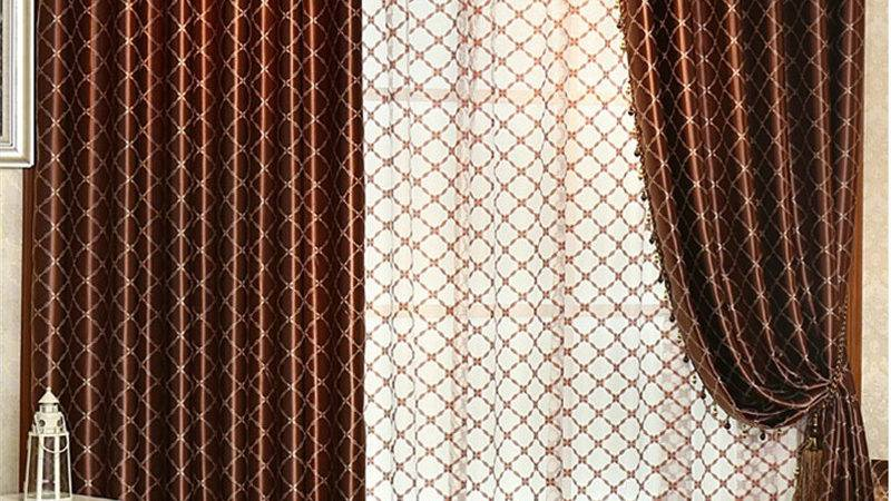 Living Room Best Drapes Curtains