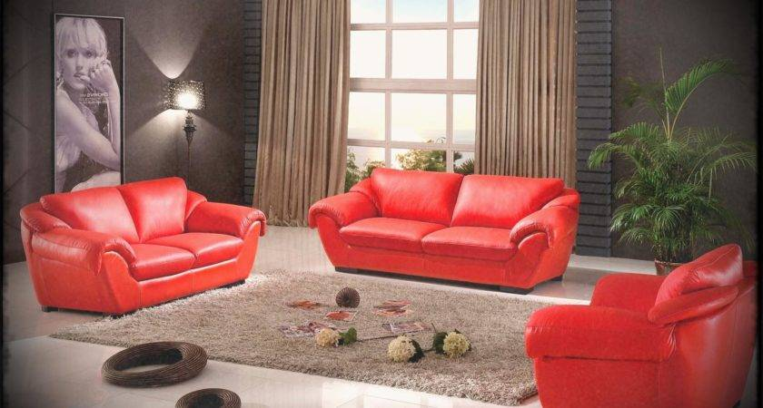 Living Room Best Paint Colors Walls Red Sofa