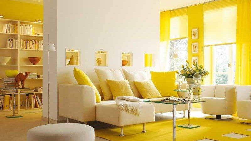 Living Room Bright Color Ideas