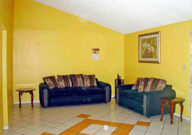Living Room Color Yellow Colour