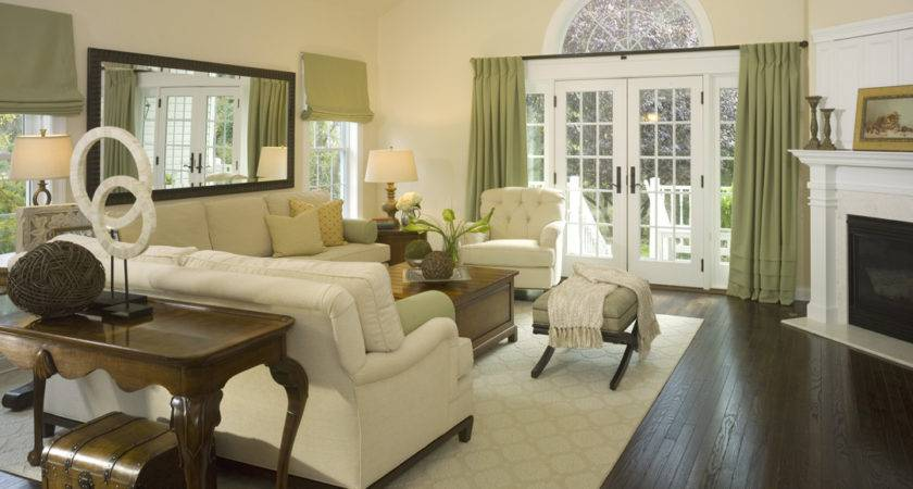 Living Room Decorate Great Contemporary