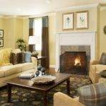 Living Room Decorating Ideas Dark Brown
