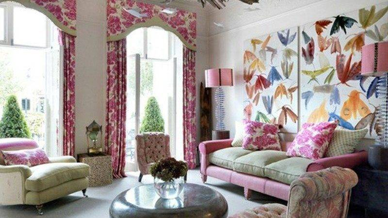 Living Room Decorating Ideas Pastel Colors Summer