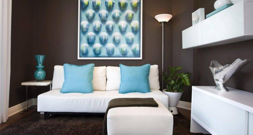 Living Room Decorating Ideas Teal Brown Bedroomgray