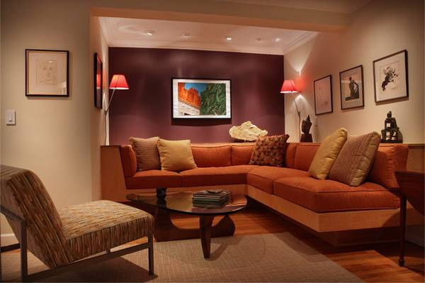 Living Room Decoration Small Space Furniture