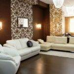 Living Room Design Ideas Brown Beige Fabulous