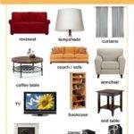 Living Room Furniture Names