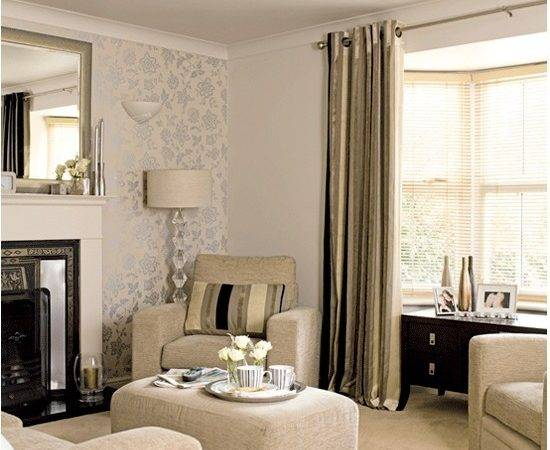 Living Room Glamorous New Build House Tour Ideal