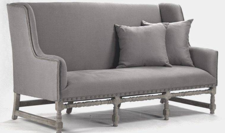 Living Room Grey Fabric Extra Large Sectional Sofas