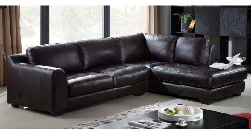 Living Room Ideas Black Leather Sectional