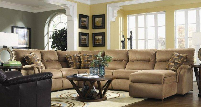 Living Room Ideas Light Brown Sofa Home Design Within